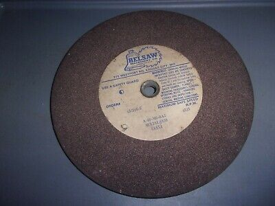 654164-E Belsaw Machinery Co #838 Grinding Wheel A-60-M6-BA2