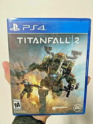 Titanfall 2 Sony PlayStation 4 PS4 Video Game Brand New Factory Sealed Free Ship
