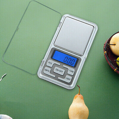 Mini Portable Digital Electronic Jewelry Pocket Gram Weight Scale 200g/0.01g