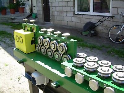 wire straightener,rollers , 18 rolls straightening,Double wire feeder,