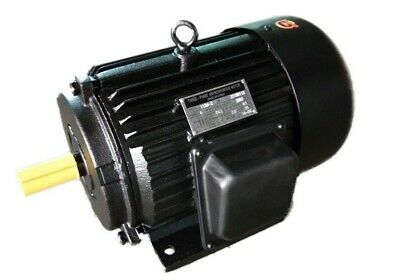 Air Compressor Electric Motor 3 Phase 5.5 Hp 4 Kw New Ct425
