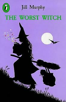 The Worst Witch (Puffin Books) by Jill Murphy | Book | condition acceptable