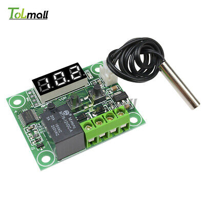 W1209 12V Digital thermostat Temperature Control Switch Sensor Module -50-110°C