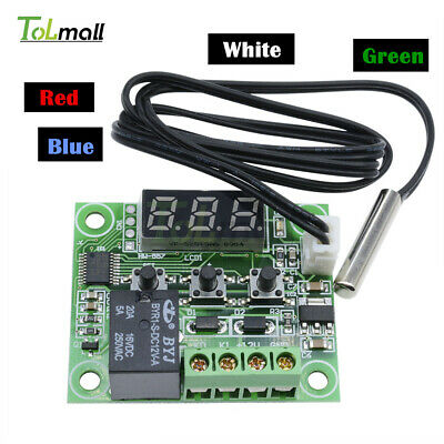 DC 12V W1209 LED Digital thermostat Temperature Control Switch Sensor -50-110°C
