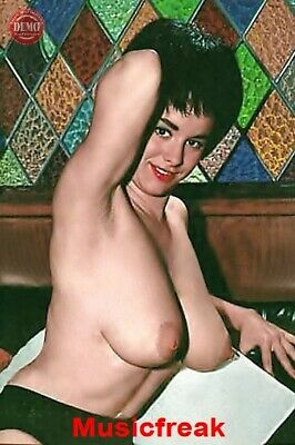 4x6 REPRINT Sexy Model Janey Reynolds 1960s 10 (Nudes)