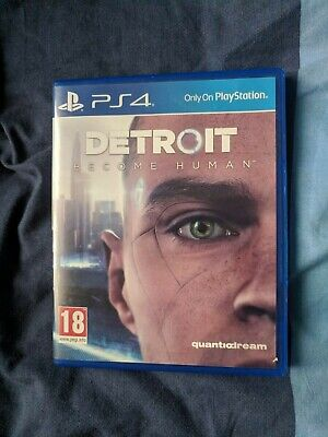Detroit: Become Human PlayStation 4 PS4 Game