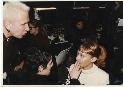 MODE -  Jean-Paul GAUTIER Photo Presse Originale DÉFILE 1998-99