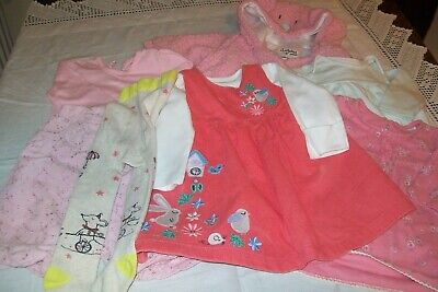Baby girls clothes M&S/Next/Mothercare 3-6m - combined postage available
