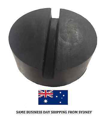 100mm Car Jacking ProtectorcPinch Weld Rubber Stopper, Trolley Jack Pad Mechanic