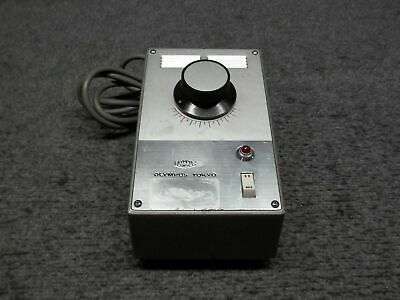 Olympus TF Microscope Power Supply for Lighting Illumination *Tested Working*
