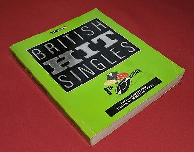 British 🎸 Hit Singles 📻 Guinness Book 🎤 8th Edition 🎧 1991 📓