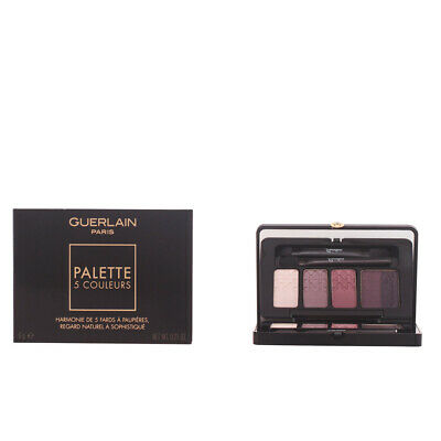 Maquillaje Guerlain mujer PALETTE 5 COULEURS #01-rose barbare 6 gr