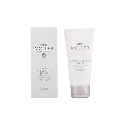 Cosmética Anne Möller mujer Crème exfoliante douce all skin types 100 ml