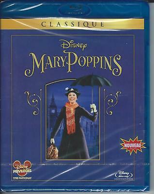 Blu-ray MARY POPPINS (Neuf sous blister) *