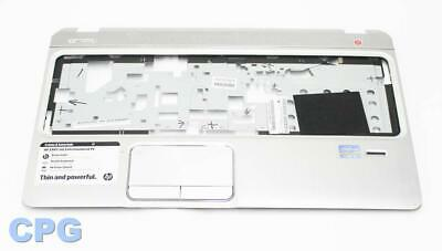 HP Pavilion M6-1000 Series Top Cover w// Touchpad Natural Silver 690232-001