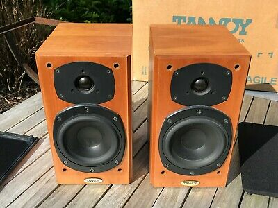 My own pair TANNOY R1 speakers, good condition, manual