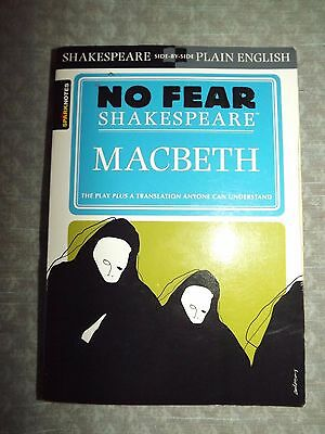 MACBETH - Spark Notes Book Lot 5 The Prince- Odyssey - Silas Marner