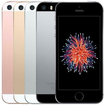 Apple iPhone SE 32GB 128GB Unlocked SIM Free Smartphone in Various Colours