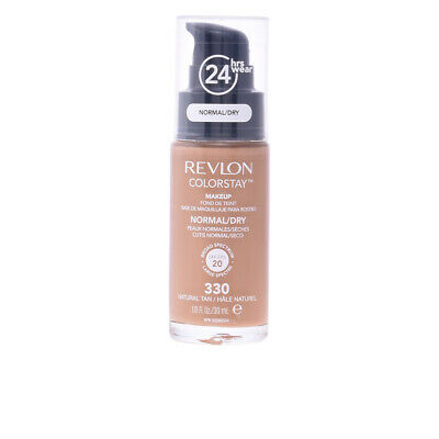 COLORSTAY foundation normal/dry skin #330-natural tan 30 ml
