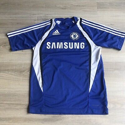 Mens Adidas Chelsea Football Club Home PreMatch Soccer Jersey BP9191 Size Small