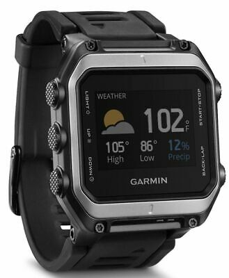 Garmin Epix 1.4Inch Touch Screen Waterproof Barometer Sports Watch GPS Navigator