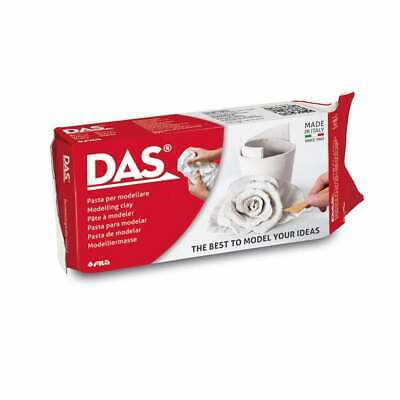 DAS Modelling Clay Air Drying 1KG WHITE