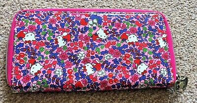 Girls Pink Hello Kitty Purse Floral Pattern From Boots