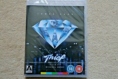 Blu-Ray Thief   ( Arrow )     Brand New Sealed Uk Stock