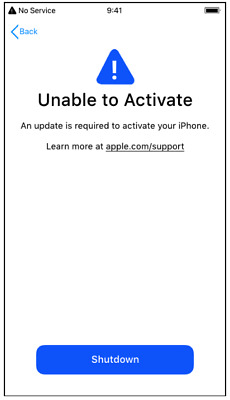 "APPLE iPhone 7 RUSH REPAIR FOR ""NO SERVICE"" ISSUES  Apple Authorized Service"