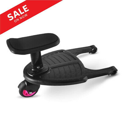 NEW Bugaboo Stroller Wheeled Buggy Board Extra Child Stroller Attachment ICandy
