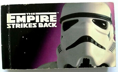 "DAUMENKiNO "" STAR WARS "" The EMPIRE STRIKES BACK FLiP BooK Buch SAMMLER selten !"