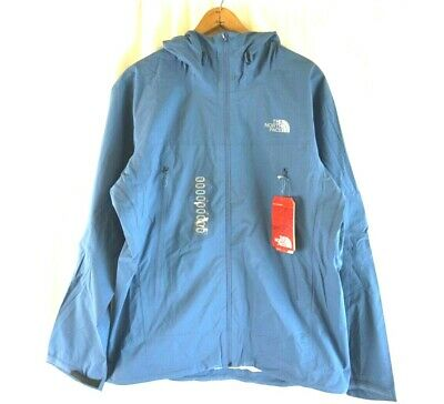 5471f00c5 NWT/NEW THE NORTH Face Men's Moonlight Blue Diad Hooded Jacket Large ...