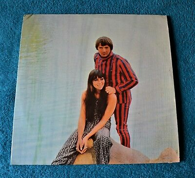 "Sonny & Cher's Greatest Hits / 1967 Atco Records 2-12""LP Set"