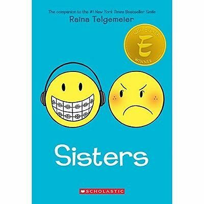Sisters by Telgemeier, Raina