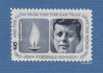 Scott #1246 John F Kennedy Memorial 05c - 1964 Mint NH Single