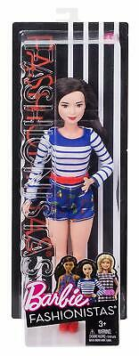 Barbie Fashionistas 61 Nice in Nautical Doll