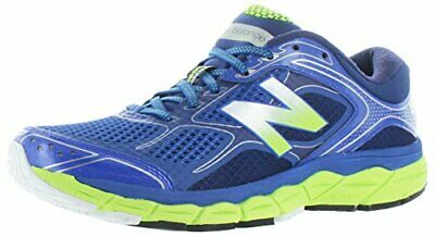 NEW BALANCE 860V6 Men's Running Shoes US 12.5, Blue, M860BB6