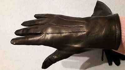 Women's quality gloves 100% leather