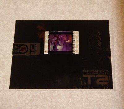 Terminator 2 T2 25 Years On Film Cell Fc1 Trading Card Unstoppable Cards L