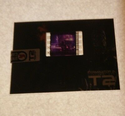 Terminator 2 T2 25 Years On Film Cell Fc1 Trading Card Unstoppable Cards I