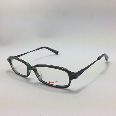 2945b4c1487 NIKE KIDS RX Eyeglasses Frames 5518 428 49  15-130 Blue Brown ...