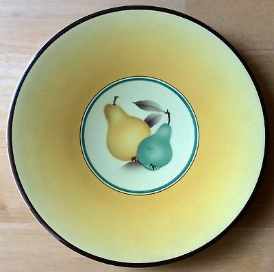 ROYAL COPENHAGEN Aluminia Faience Plate. 1950 Made in Denmark