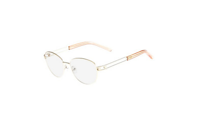 2d0496bd3ad6 NEW AUTHENTIC CHLOE CE2123 713 Gold Brown Designer Woman s Eyeglass ...