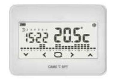 Bpt Th / 550WHWIFI - 845AA-0060 - / 550 WH Wifi Thermostat Programmable