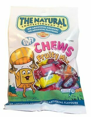 The Natural Confectionery Co. - Fruity Chews Mix (12 x 180g)