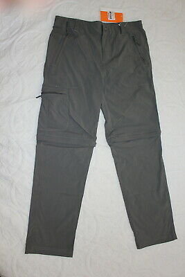 BRAND NEW Kids size 14 Cederberg Zip-off hiking pants