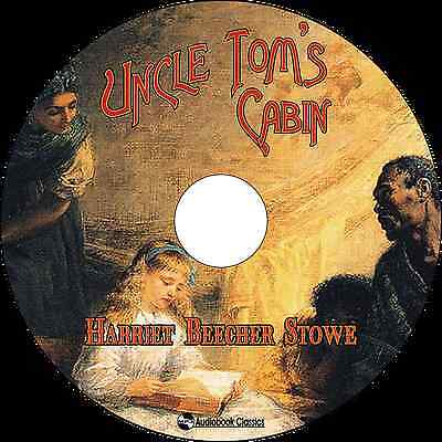 Uncle Tom's Cabin - Unabridged MP3 CD Audiobook in paper sleeve