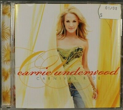 Carrie Underwood – Carnival Ride - (C18)