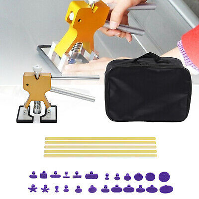 Car PDR Paintless Removal Dent Repair Kit Puller Lifter Remover Auto Hail Damage