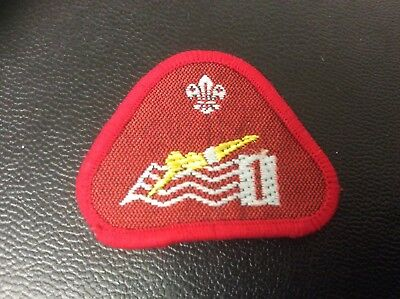 Swimmer Stage 1-1991-2001 Cub Scout Proficiency Badge New